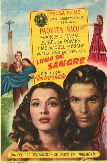 Poster of Luna de sangre