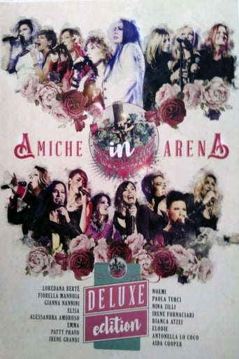 Poster of Amiche in Arena