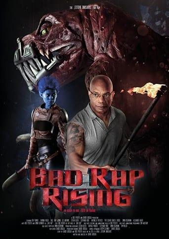 Poster of Bad Rap Rising