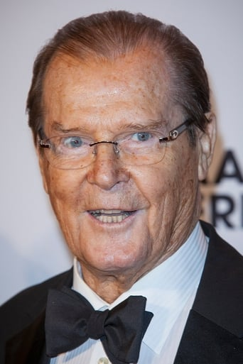 Image of Roger Moore