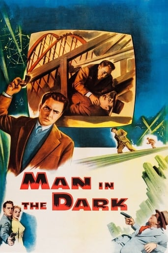 Poster of Man in the Dark