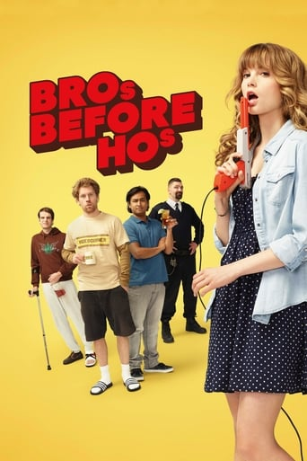 Poster of Bros Before Hos