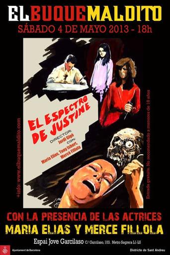 Poster of El espectro de Justine