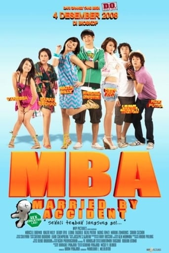 Poster of MBA: Married by Accident