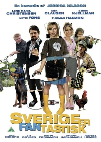Poster of Sverige er fantastisk