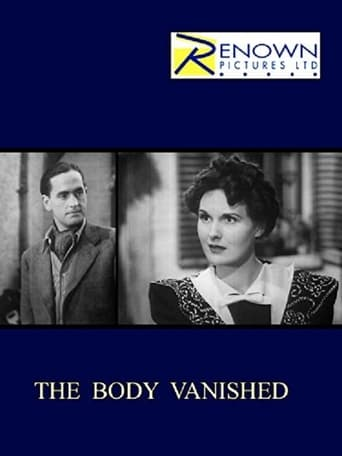 Poster of The Body Vanished