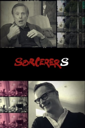 Poster of Sorcerers: A Conversation with William Friedkin and Nicolas Winding Refn