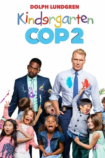 Poster of Kindergarten Cop 2