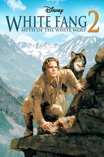 Poster of White Fang 2: Myth of the White Wolf