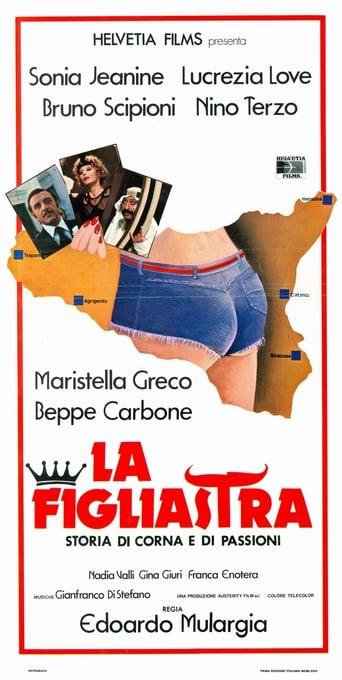 Poster of La figliastra (Storia di corna e di passioni)