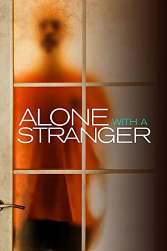 Poster of Alone with a Stranger