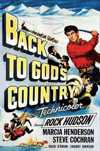 Poster of Back to God's Country