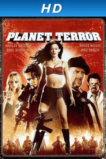 Planète terreur