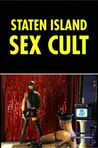 Poster of Staten Island Sex Cult