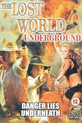 Poster of The Lost World: Underground