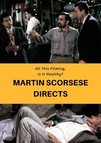 Martin Scorsese Directs poster