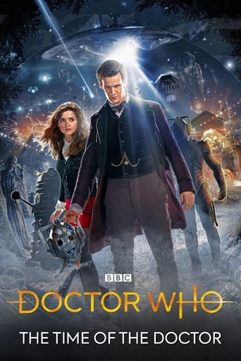 Poster of Doctor Who: The Time of the Doctor