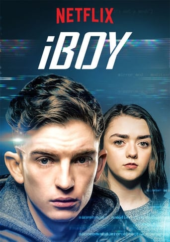 Poster of iBoy