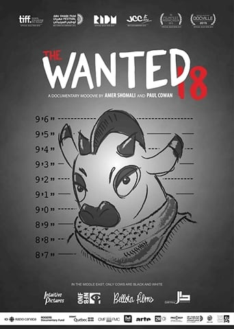 Poster of The Wanted 18