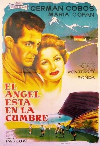 Poster of El ángel está en la cumbre