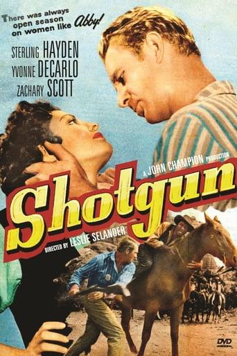 Poster of Shotgun