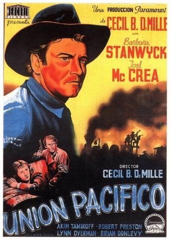 Poster of Unión Pacífico