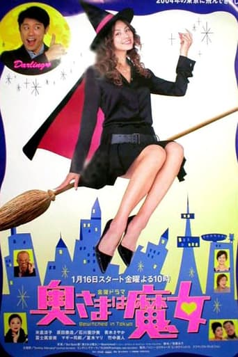 Poster of Bewitched In Tokyo