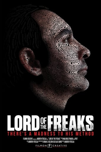 Poster of Lord of the Freaks