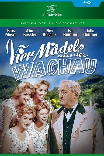 Poster of Vier Mädels aus der Wachau
