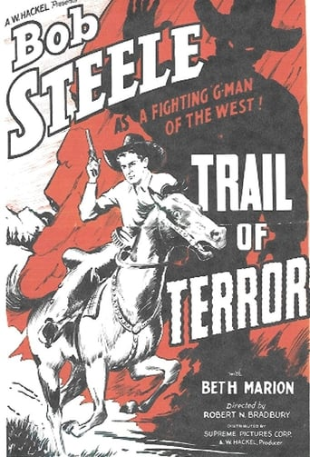 Poster of Trail of Terror