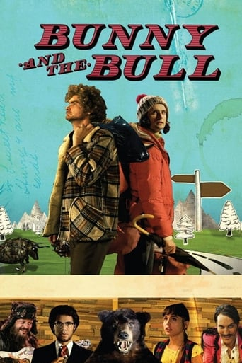 Poster of Bunny and the Bull