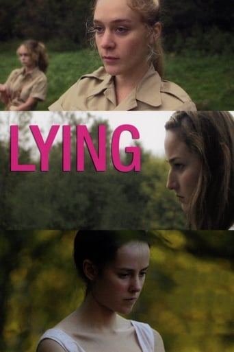 Poster of Lying