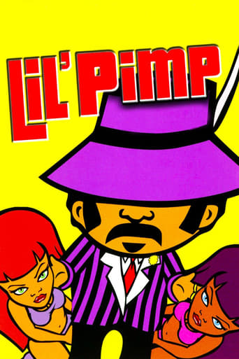 Poster of Lil' Pimp