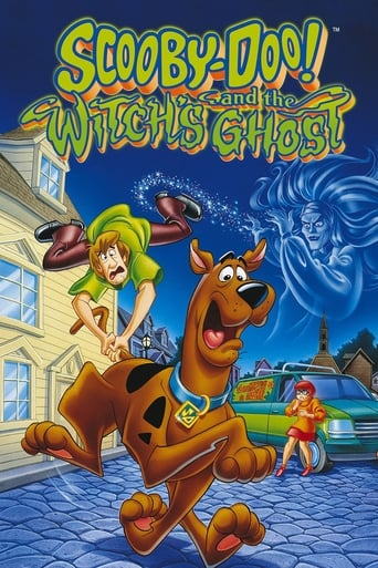Poster of Scooby-Doo! and the Witch's Ghost