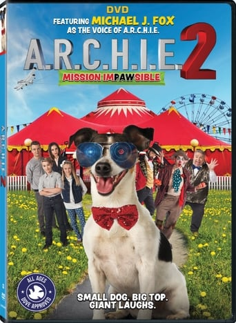 Poster of A.R.C.H.I.E. 2: Mission Impawsible