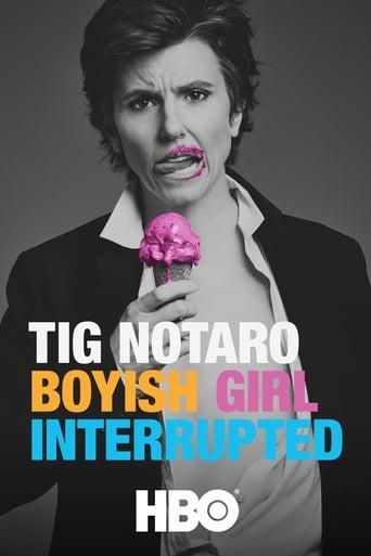 Poster of Tig Notaro: Boyish Girl Interrupted