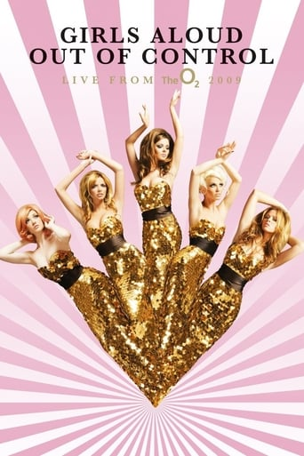 Poster of Girls Aloud: Out of Control Live from the O2