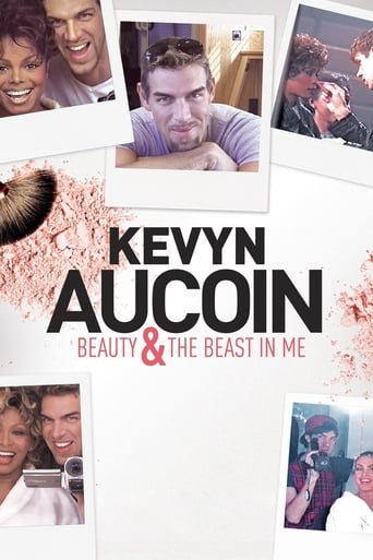 Poster of Kevyn Aucoin Beauty & the Beast in Me