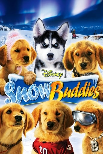 Poster of Snow Buddies
