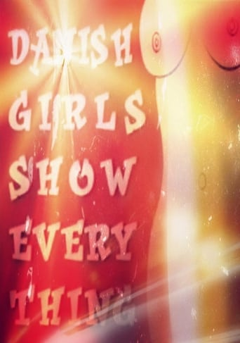 Poster of Danish Girls Show Everything