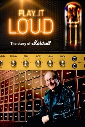 Poster of Play It Loud: The Story of Marshall