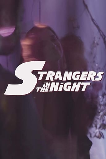 Poster of Strangers in the Night