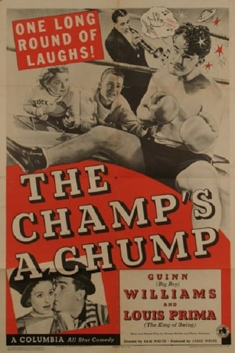 Poster of The Champ's a Chump