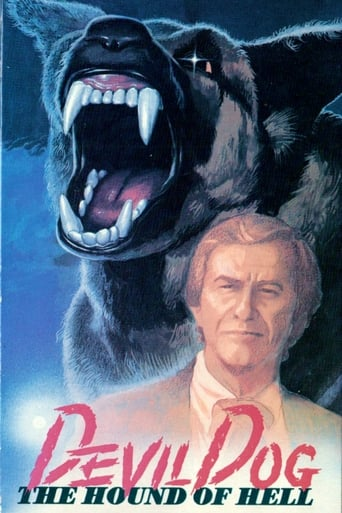 Poster of Devil Dog: The Hound of Hell