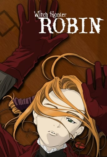 Poster of Witch Hunter Robin