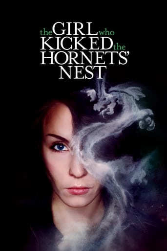 Poster of The Girl Who Kicked the Hornet's Nest