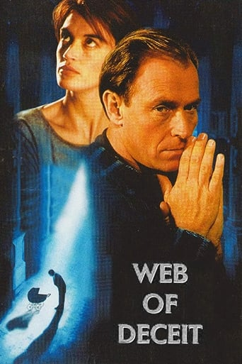 Poster of Web of Deceit