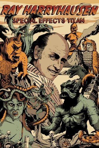 Poster of Ray Harryhausen: Special Effects Titan