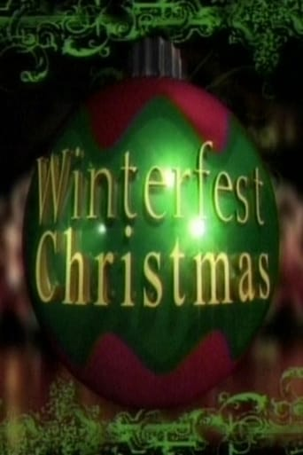 Poster of A Great American Country Winterfest Christmas