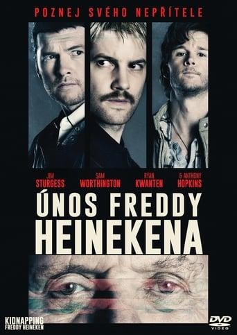 Poster of Únos Freddy Heinekena